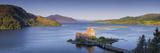 Eilean Donan Castle Along Loch Duich, Dornie, Highlands, Scotland Photographic Print by Brian Jannsen