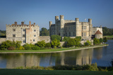 Early Morning at Leeds Castle, Maidstone, Kent, England Photographic Print by Brian Jannsen