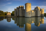 Evening at Bodiam Castle Bodiam, East Sussex, England Photographic Print by Brian Jannsen