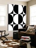 Monochrome Patterns 5 Posters by Natasha Marie