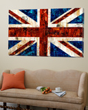 British Flag Prints by Stella Bradley