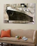 Mauretania Art by John Douglas