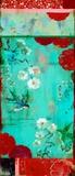 Lovebird Series 1 Print van Kathe Fraga