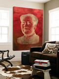 Andy Warhol - Mao Poster von  THE Studio