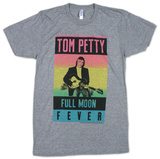 Tom Petty and the Heartbreakers - Full Moon Fever T-Shirt