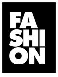 Fashion Blk Prints by Brett Wilson