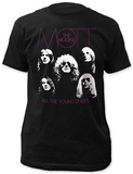 Mott the Hoople - Faces T-shirts