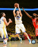 Klay Thompson Game 5 of the 2015 Conference Finals Photo