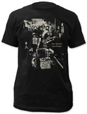 The Band - The Basement Tapes T-shirts