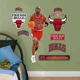 Michael Jordan Legend Fathead Jr. Wall Decal