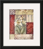 Lilies and More Prints by Lisa Audit