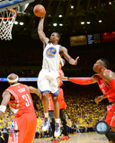 Harrison Barnes Game 5 of the 2015 Conference Finals Photo