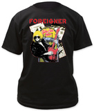 Foreigner - Juke Box Hero Shirts