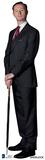 Mycroft Holmes - Sherlock Lifesize Standup Cardboard Cutouts