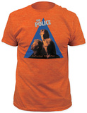 The Police - Zenyatta Mondatta T-shirts