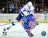 Matt Carle Game 7 of the 2015 Eastern Conference Finals Photo