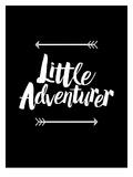 Little Adventurer Art by Brett Wilson