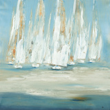 Regatta Prints by Lisa Ridgers