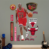 Michael Jordan Legend Wall Decal