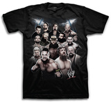 WWE Superstars Group Shot Shirts