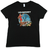 Juniors: No Doubt Tragic Kingdom Shirt