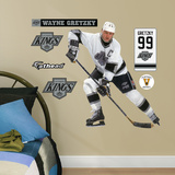 Wayne Gretzky Kings Legend Fathead Jr. Wall Decal