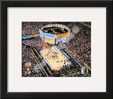Lucas Oil Stadium 2010 NCAA Men's Championship Duke University Blue Devils Framed Photographic Print