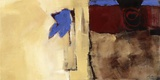 Le cœur est un oiseau Prints by Diane Lambin