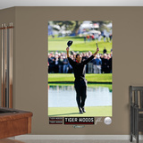 Tiger Woods Victory Mural Wall Mural