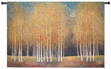Golden Grove Wall Tapestry by Melissa Graves-Brown