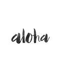 Aloha Prints by Brett Wilson