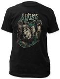 Genesis - Charisma T-shirts