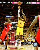 LeBron James Game 4 of the 2015 Eastern Conference Finals Photo