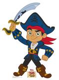 Captain Jake - Disney Junior Neverland Pirates Lifesize Standup Cardboard Cutouts