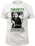 Tom Petty and the Heartbreakers - Touring the Great Wide Open Shirts