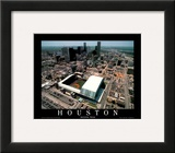 Enron Field - Houston, Texas Print