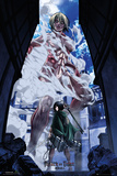 Attack On Titan Part 2 Art Posters