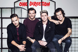 One Direction Stools Affiches