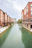 Indiana Central Canal, Indianapolis, Indiana, Usa Photographic Print by  Sopotniccy