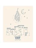 Holy Month of Muslim Community Festival Ramadan Kareem Poster by Tatsiana Tsyhanova