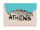 Athens Art by  Logan81