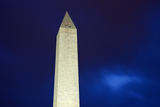 Washington Monument at Sunset Photographic Print by  benkrut