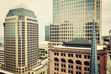 Downtown Cleveland Photographic Print by  benkrut