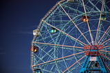 Wonder Wheel Photographic Print by Thomas Pyttel