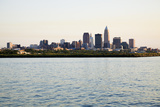 Late Afternoon in Downtown Cleveland Photographic Print by  benkrut