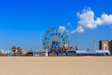 Coney Island, Brooklyn, New York Photographic Print by  stephenallen75