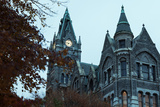 Old City Hall in Downtonw of Richmond Photographic Print by  benkrut
