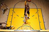 2015 NBA Finals - Game One Photographic Print by Garrett Ellwood