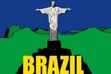 Brazil Posters by  Logan81