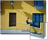 Ballet in the Colonial Streets of Old Havana Prints by Kike Calvo